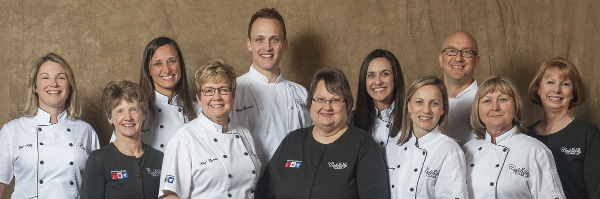 K-12 Culinary Team of Chefs and Nutrition Consultants