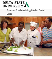 Delta State University Five star foods training held at Delta State