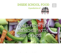 TALES FROM THE TRENCHES WITH CHEF CYNDIE
